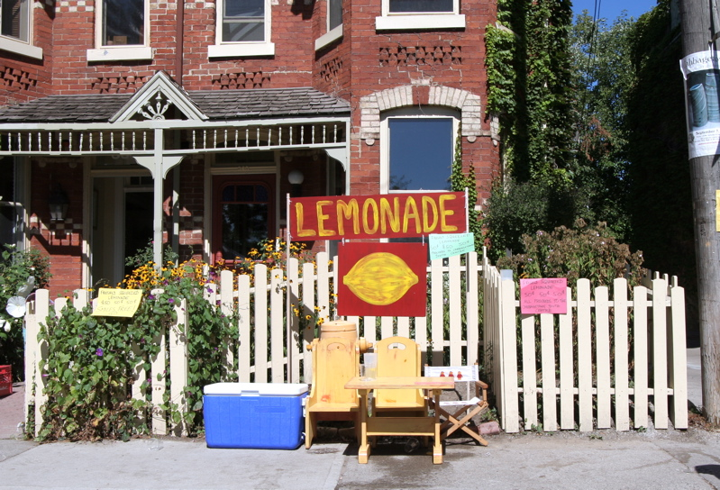 Cabbagetown Lemonade
