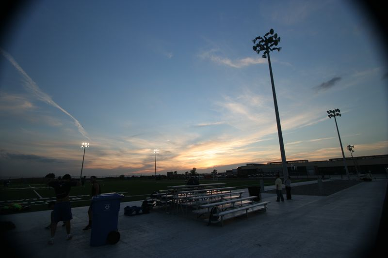 Downsview Sunset