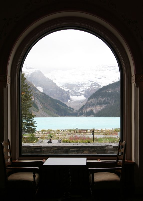 Lake Louise Doorframe