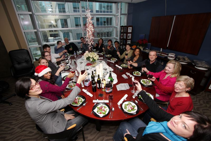 TMP Holiday Lunch