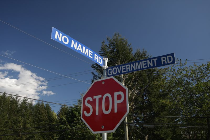 No Name and Government Street