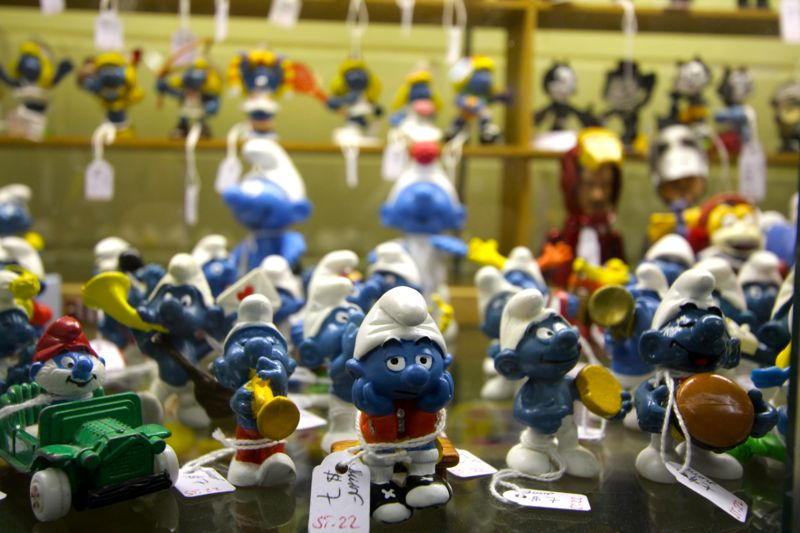Smurf Party