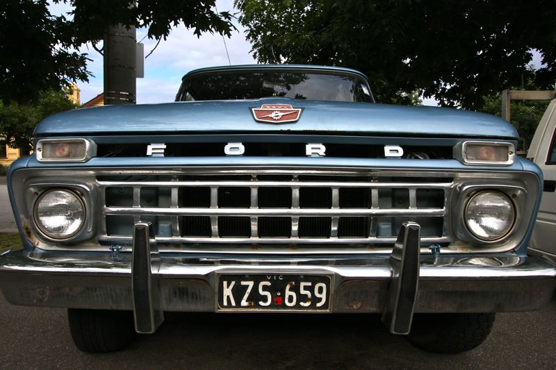 Ford Frontal